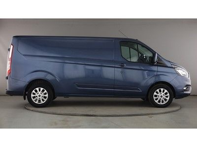 FORD TRANSIT CUSTOM 300 TDCI 170 L2H1 LIMITED LWB LOW ROOF - 11217 - 3