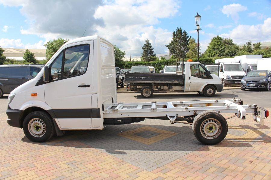 MERCEDES SPRINTER 313 CDI 129 MWB SINGLE CAB CHASSIS - 10942 - 9