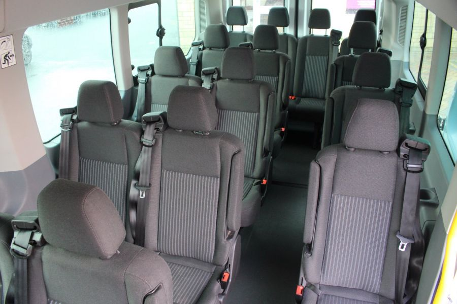 FORD TRANSIT 460 TDCI 125 TREND L4 H3 HIGH ROOF 17 SEAT BUS - 8551 - 19