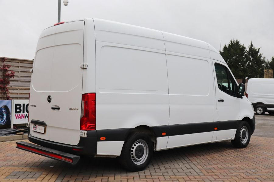 MERCEDES SPRINTER 314 CDI 143 L2H2 FRIDGE VAN MWB HIGH ROOF RWD - 12024 - 8