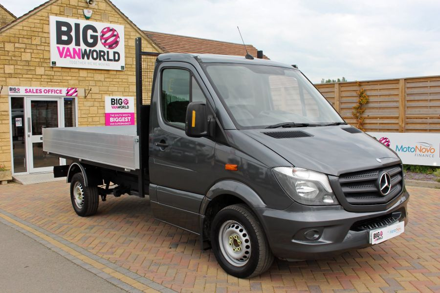 MERCEDES SPRINTER 313 CDI 129 MWB SINGLE CAB NEW BUILD ALLOY TIPPER - 9592 - 13