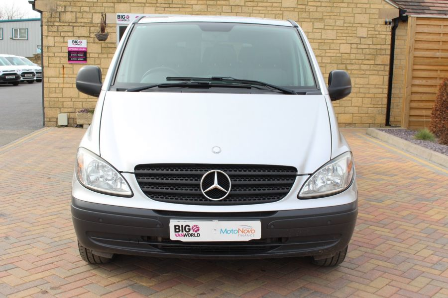 MERCEDES VITO 115 CDI EXTRA LONG 9 SEAT TRAVELINER - 7582 - 9