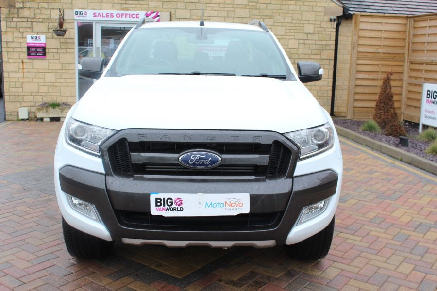 FORD RANGER WILDTRAK TDCI 200 4X4 DOUBLE CAB WITH ROLL'N'LOCK TOP - 7576 - 9