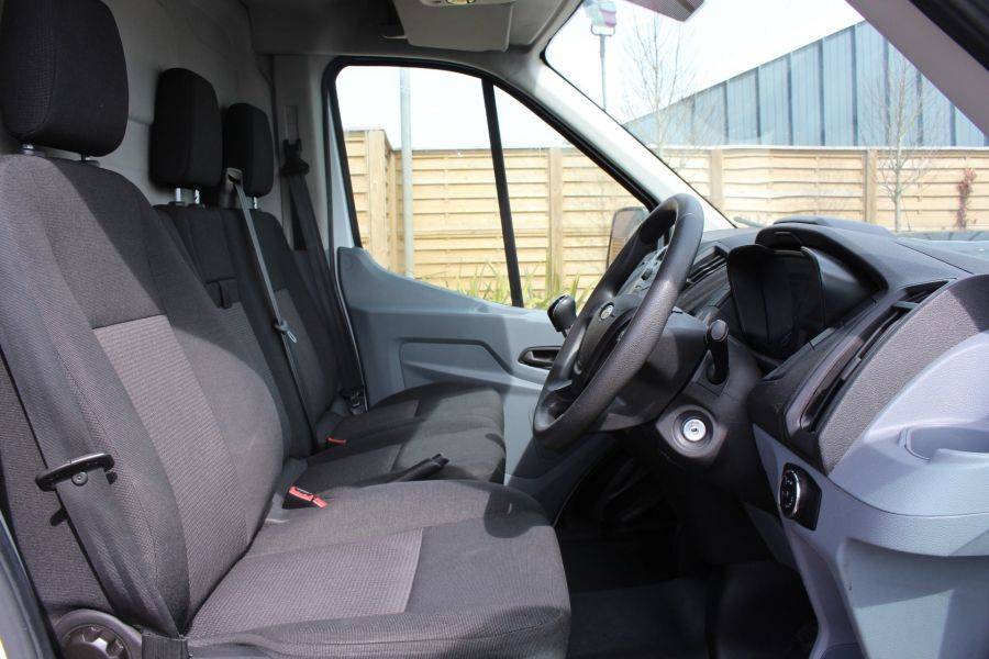 FORD TRANSIT 350 TDCI 125 L4 H3 JUMBO HIGH ROOF RWD - 7394 - 8