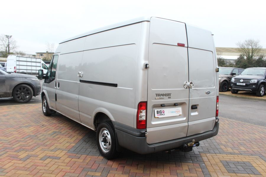 FORD TRANSIT 280 TDCI 110 LWB SEMI HIGH ROOF - 7121 - 7