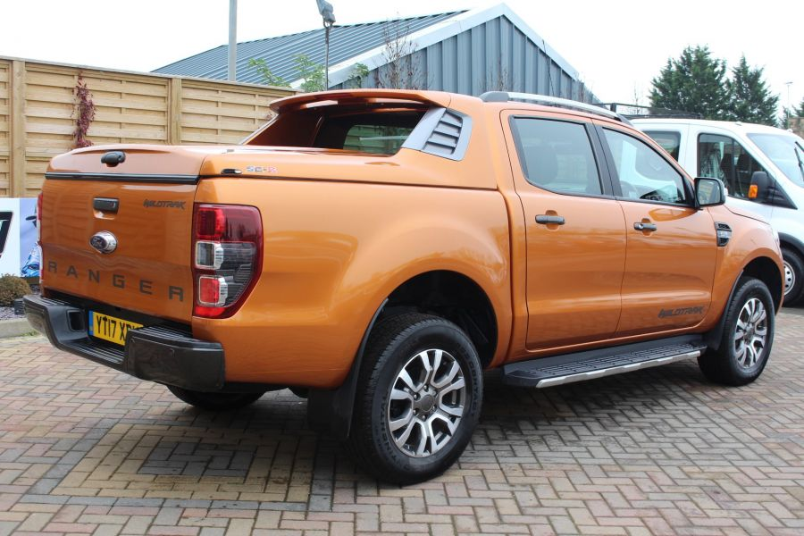 FORD RANGER WILDTRAK 4X4 TDCI 200 DOUBLE CAB - 6921 - 5