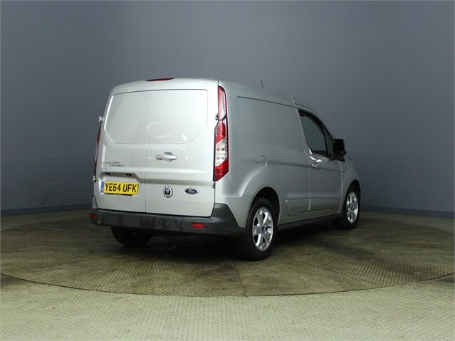 FORD TRANSIT CONNECT 200 TDCI 115 L1 H1 LIMITED SWB LOW ROOF - 7325 - 2