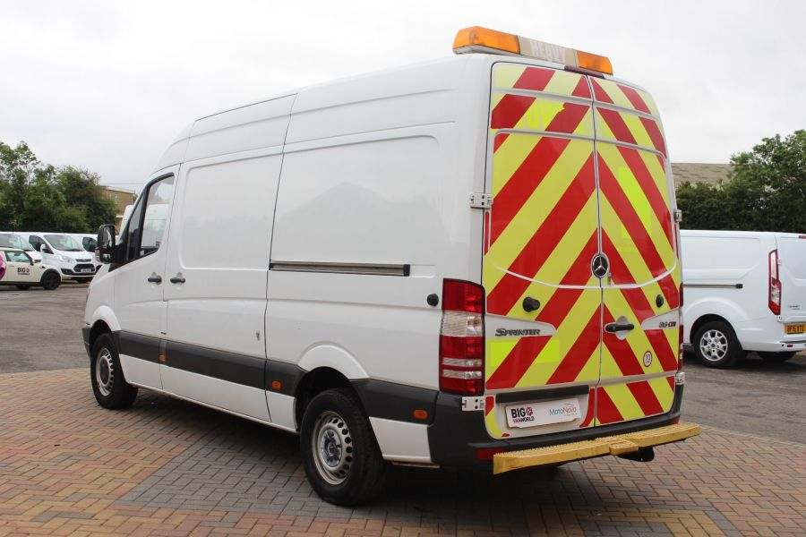 MERCEDES SPRINTER 316 CDI MWB HIGH ROOF - 6399 - 7