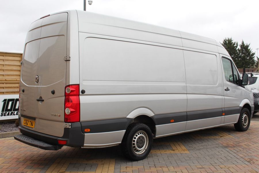 VOLKSWAGEN CRAFTER CR35 TDI 143 LWB HIGH ROOF - 7581 - 5