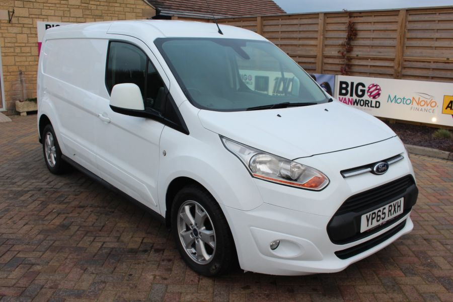 FORD TRANSIT CONNECT 240 TDCI 115 L2 L1 LIMITED LWB LOW ROOF - 8603 - 1