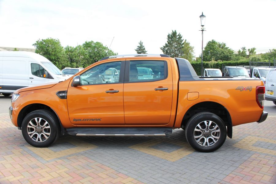 FORD RANGER WILDTRAK TDCI 200 4X4 DOUBLE CAB - 9461 - 8