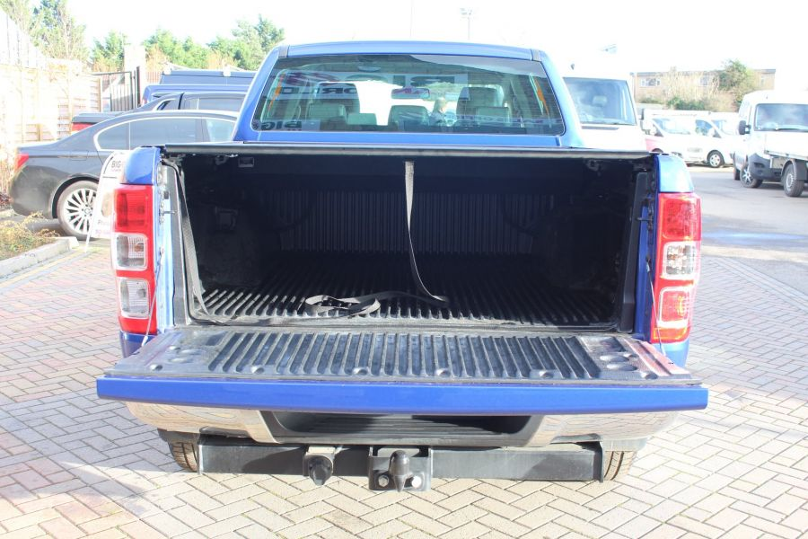 FORD RANGER TDCI 200 LIMITED 4X4 DOUBLE CAB - 6993 - 22