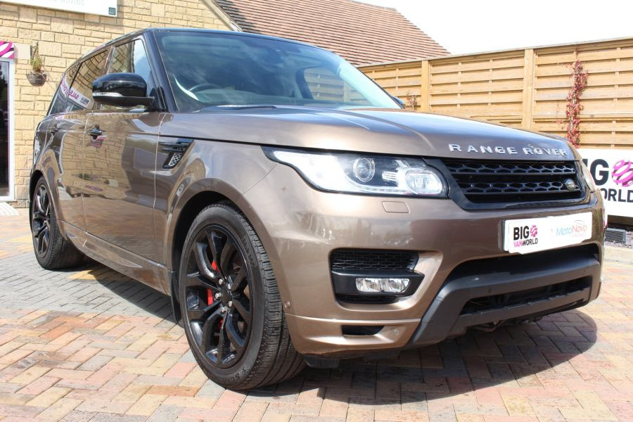 LAND ROVER RANGE ROVER SPORT SDV6 AUTOBIOGRAPHY DYNAMIC - 6603 - 1