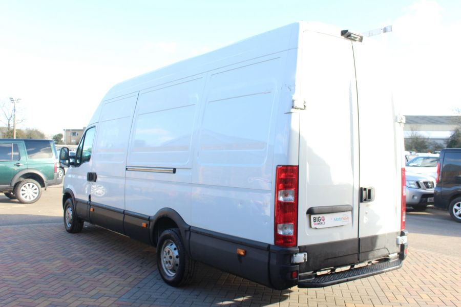 IVECO DAILY 35S13 3950 WB LWB EXTRA HIGH ROOF - 7383 - 6