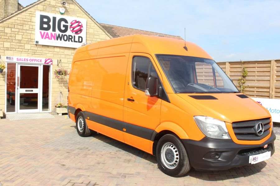 MERCEDES SPRINTER 313 CDI 129 MWB HIGH ROOF MOBILE TYRE FITTING - 8117 - 3