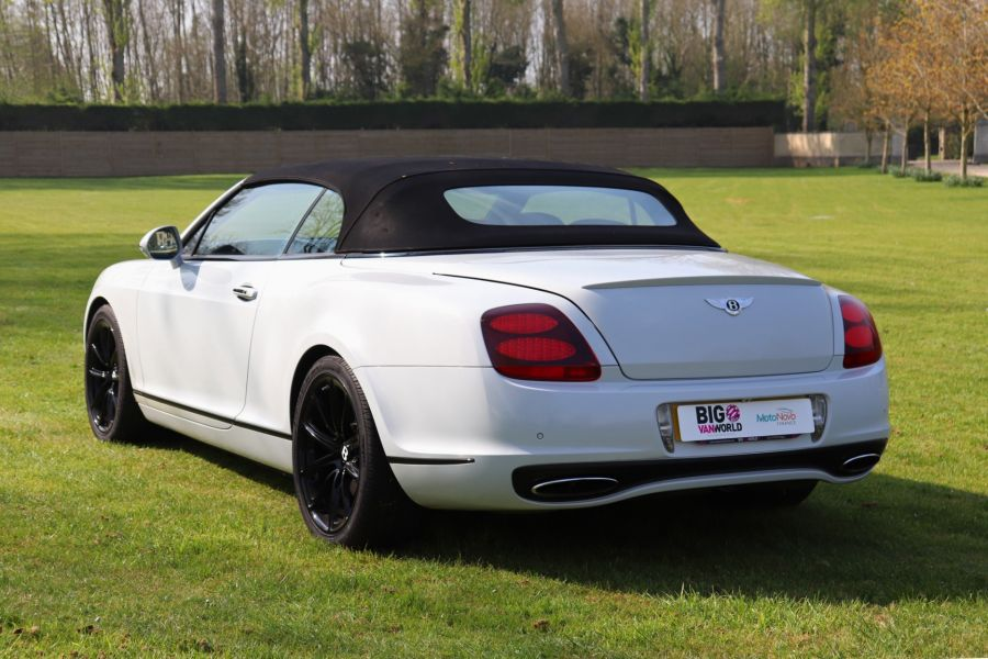 BENTLEY CONTINENTAL GTC SUPERSPORTS - 10504 - 17
