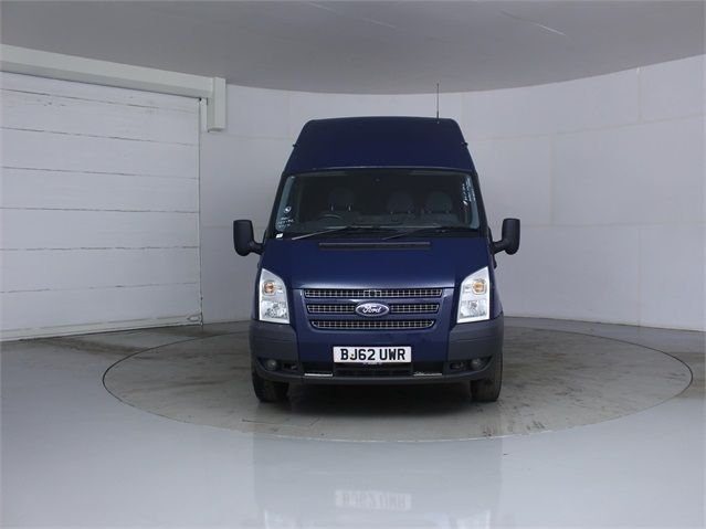 FORD TRANSIT 350 TDCI 125 TREND MWB HIGH ROOF FWD - 7038 - 6