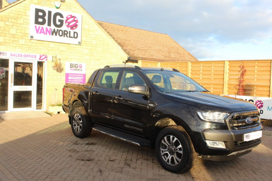 FORD RANGER WILDTRAK TDCI 200 4X4 DOUBLE CAB - 7023 - 2
