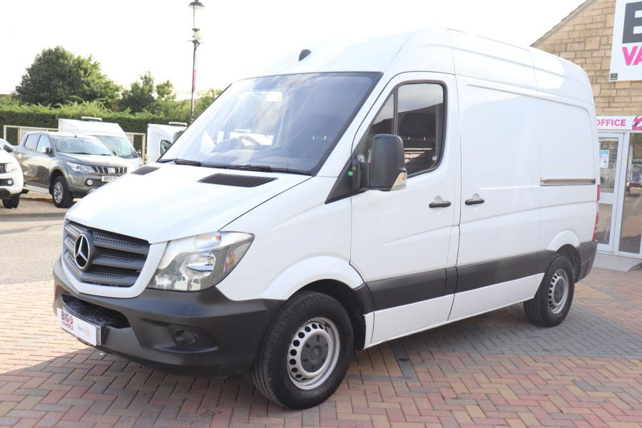 MERCEDES SPRINTER 313 CDI 129 SWB HIGH ROOF - 10968 - 9
