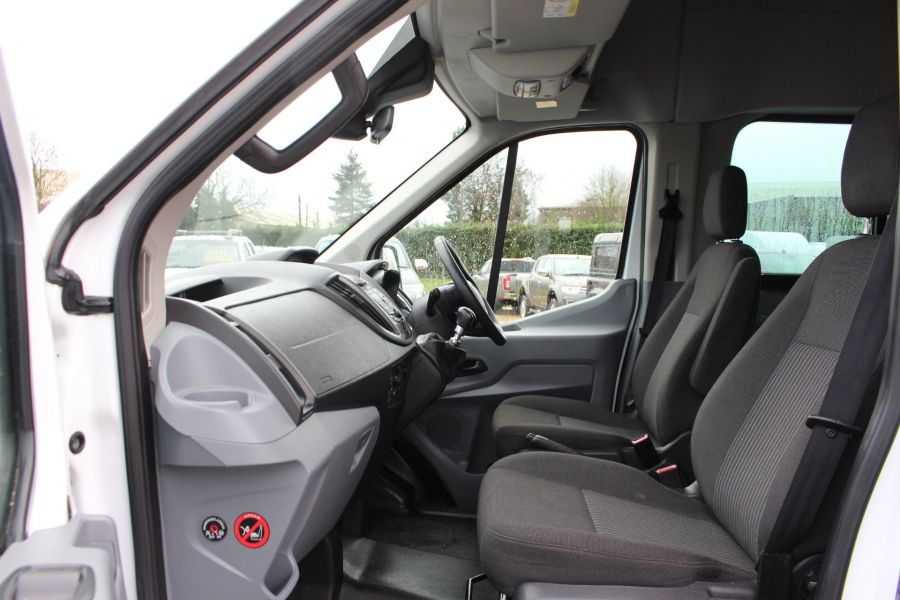 FORD TRANSIT 460 TDCI 125 L4 H3 TREND 17 SEAT BUS HIGH ROOF DRW RWD - 8462 - 18