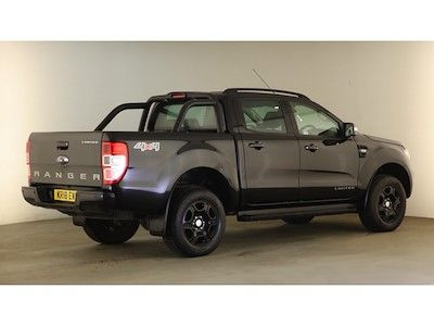 FORD RANGER TDCI 160 BLACK EDITION 4X4 DOUBLE CAB - 12599 - 4