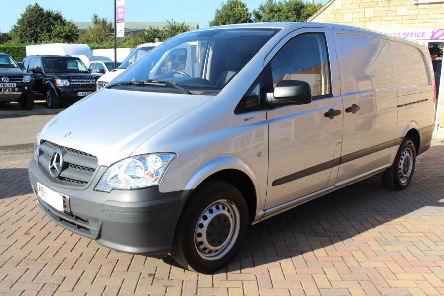 MERCEDES VITO 113 CDI BLUEEFFICIENCY LWB LOW ROOF - 5382 - 8