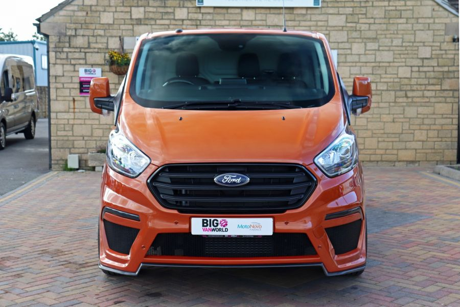 FORD TRANSIT CUSTOM 280 TDCI 130 L1H1 MOTION R LIMITED - 10195 - 11