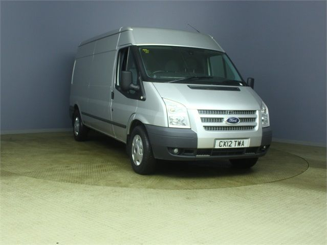 FORD TRANSIT 350 TDCI 125 TREND LWB MEDIUM ROOF FWD - 7509 - 1