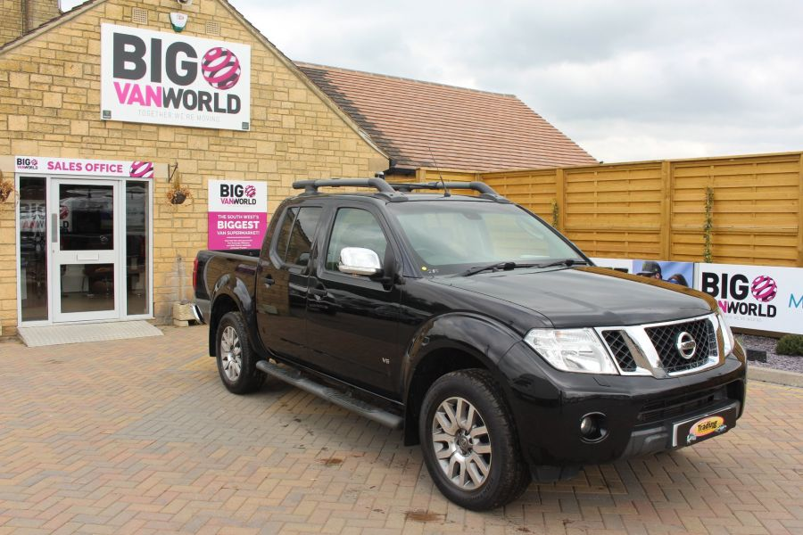 NISSAN NAVARA OUTLAW 3.0 DCI 231 4X4 DOUBLE CAB - 4546 - 2