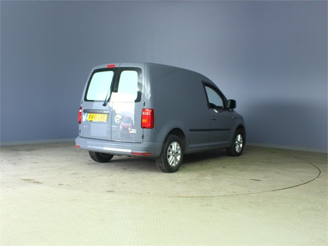 VOLKSWAGEN CADDY C20 TDI 102 HIGHLINE - 7421 - 2