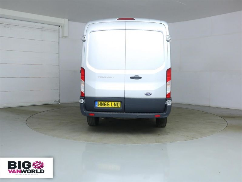 FORD TRANSIT 350 TDCI 125 L2 H2 TREND MWB MEDIUM ROOF - 8650 - 3
