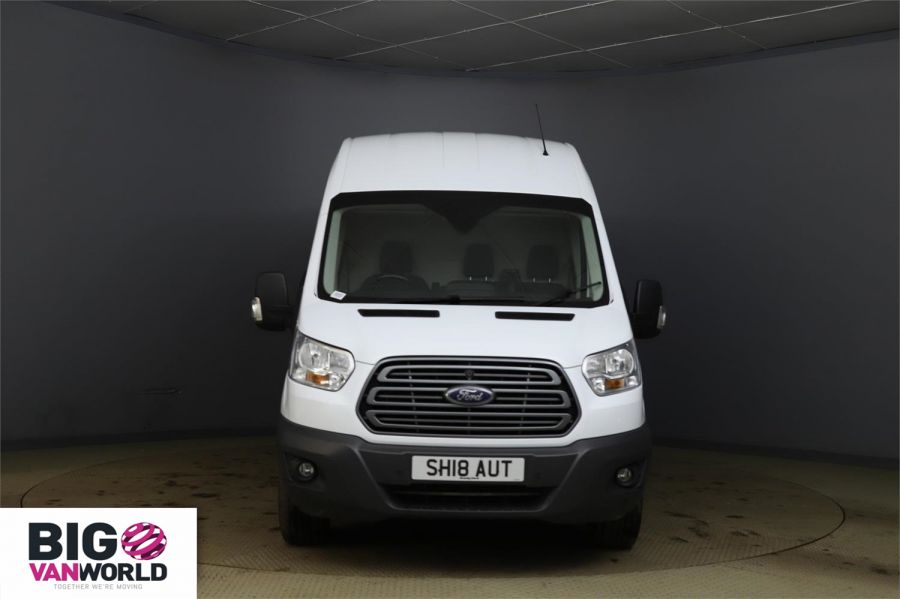 FORD TRANSIT 350 TDCI 130 L3H3 TREND LWB HIGH ROOF - 10951 - 7