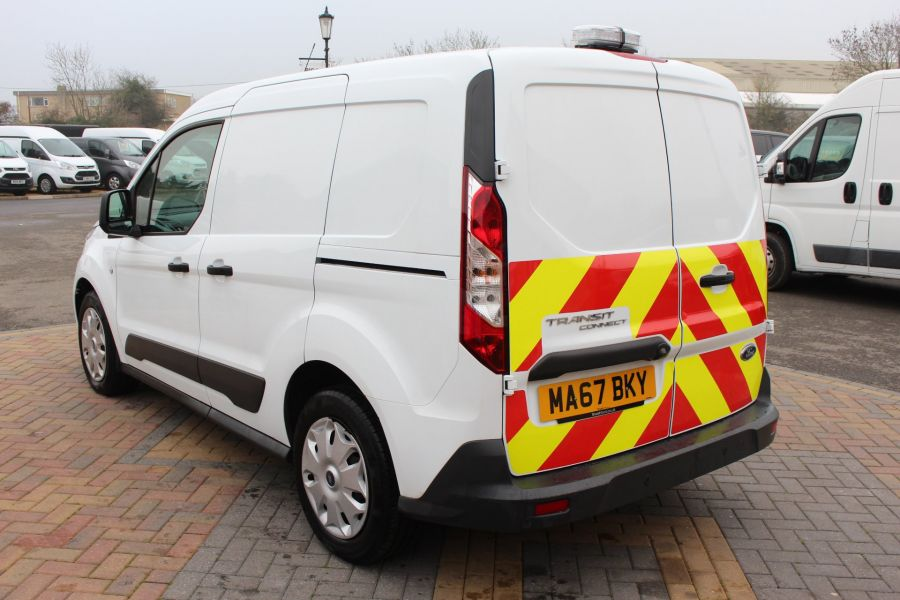 FORD TRANSIT CONNECT 200 TDCI 75 L1 H1 TREND SWB LOW ROOF - 8372 - 7