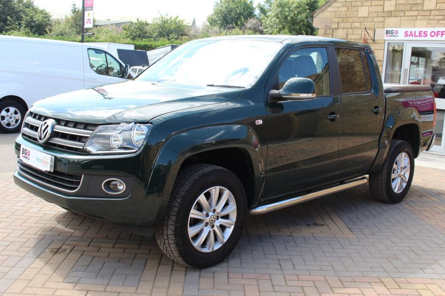 VOLKSWAGEN AMAROK A32 TDI 180 HIGHLINE 4MOTION DOUBLE CAB - 6513 - 8