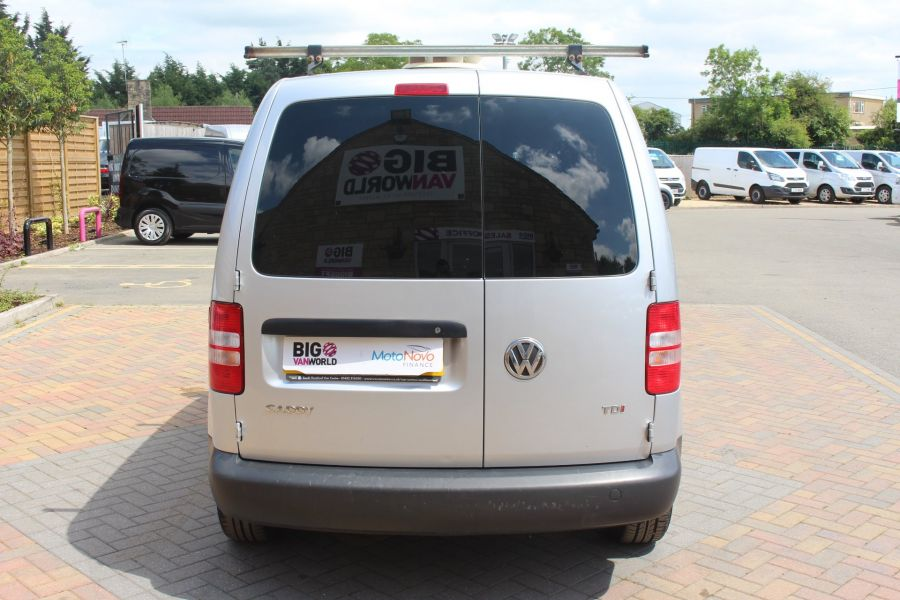 VOLKSWAGEN CADDY C20 TDI 102 - 6282 - 6