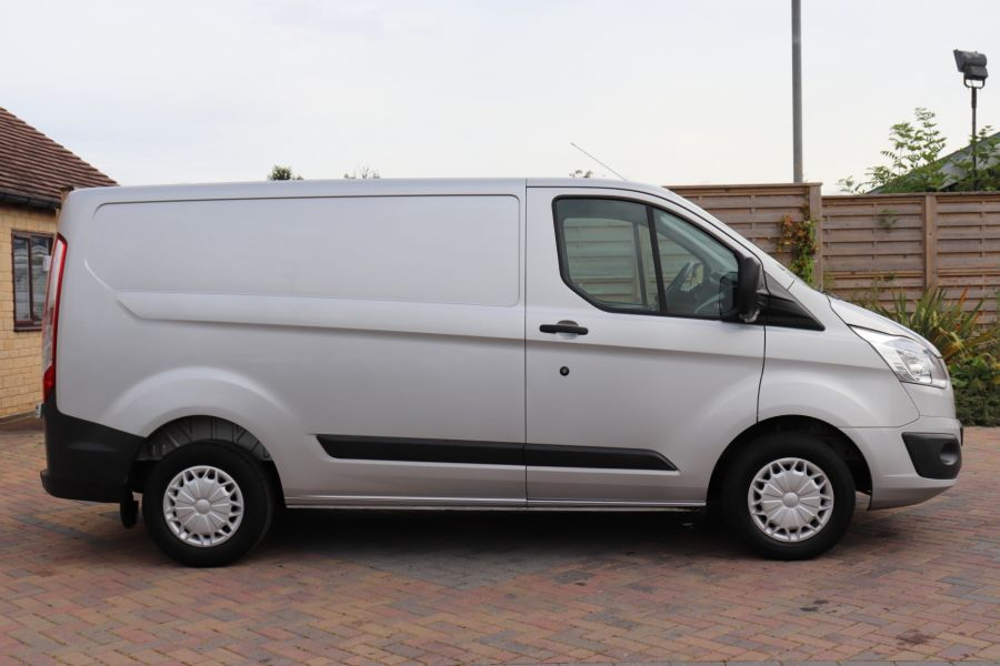 FORD TRANSIT CUSTOM 270 TDCI 100 L1 H1 TREND SWB LOW ROOF FWD - 9455 - 4