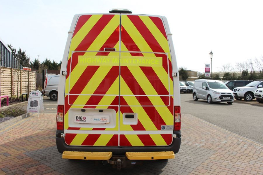 FORD TRANSIT 350 TDCI 100 LWB HIGH ROOF 7 SEAT MESSING UNIT - 7251 - 6
