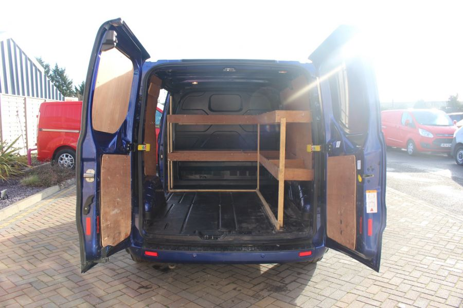 FORD TRANSIT CUSTOM 290 TDCI 155 L1 H1 LIMITED SWB LOW ROOF - 8952 - 21