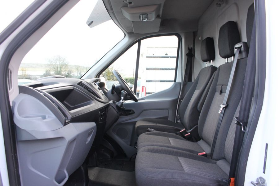 FORD TRANSIT 350 TDCI 125 L3 H3 LWB HIGH ROOF FWD - 6999 - 16
