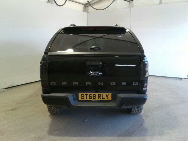 FORD RANGER TDCI 200 WILDTRAK DERANGED 4X4 DOUBLE CAB WITH TRUCKMAN TOP - 9736 - 3