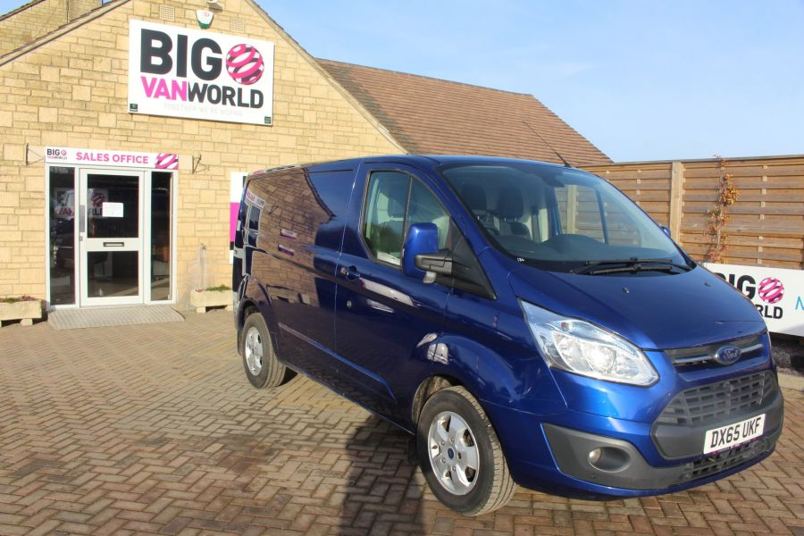 FORD TRANSIT CUSTOM 290 TDCI 155 L1 H1 LIMITED SWB LOW ROOF - 8952 - 3