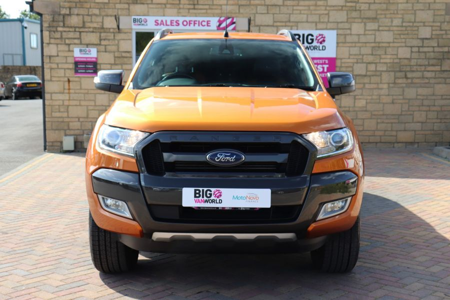 FORD RANGER WILDTRAK TDCI 200 4X4 DOUBLE CAB WITH TRUCKMAN TOP - 9538 - 10