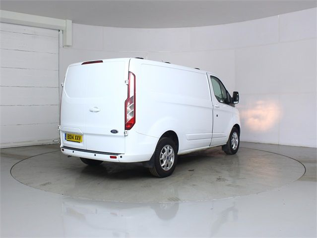 FORD TRANSIT CUSTOM 270 TDCI 125 L1 H1 LIMITED SWB LOW ROOF FWD - 7021 - 2