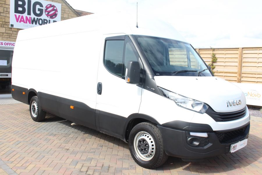 IVECO DAILY 35S14V 4100WB LWB HIGH ROOF - 10196 - 3