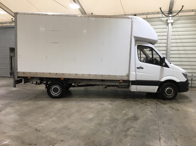 MERCEDES SPRINTER 313 CDI 129 LWB LUTON WITH TAIL LIFT - 10752 - 17
