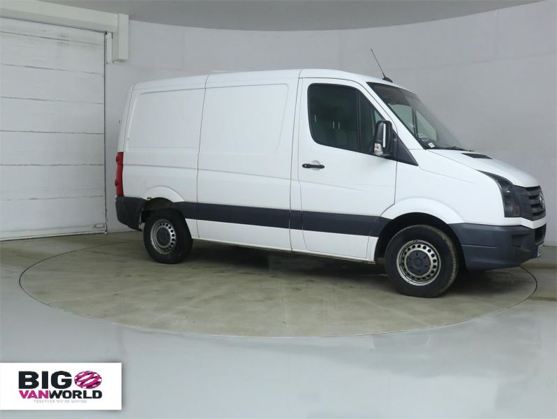 VOLKSWAGEN CRAFTER CR30 TDI 109 SWB LOW ROOF - 8938 - 3