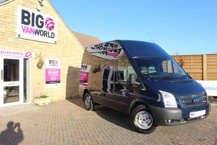 FORD TRANSIT 350 TDCI 125 TREND MWB HIGH ROOF FWD - 6867 - 1