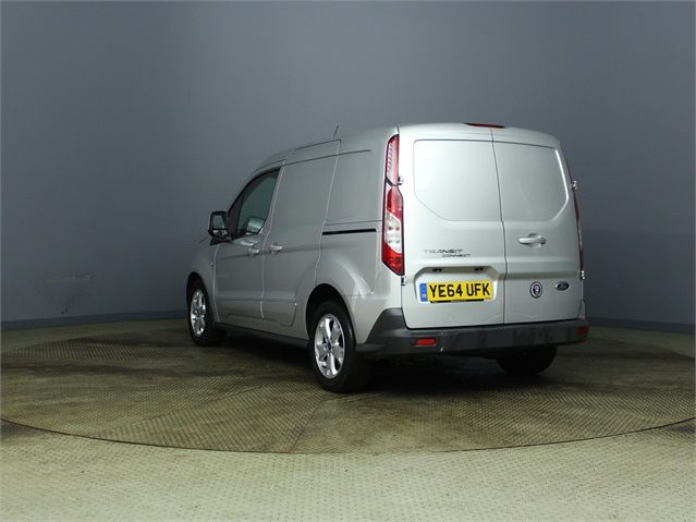 FORD TRANSIT CONNECT 200 TDCI 115 L1 H1 LIMITED SWB LOW ROOF - 7325 - 4