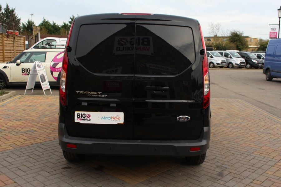 FORD TRANSIT CONNECT 240 TDCI 115 LIMITED L2 H1 LWB - 6024 - 6
