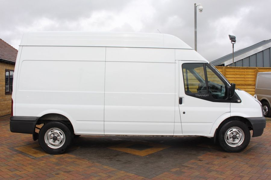 FORD TRANSIT 350 TDCI LWB HIGH ROOF - 5996 - 2